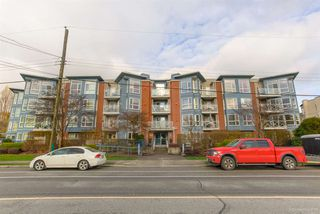 "Photo 1: 207 20245 53 Avenue in Langley: Langley City Condo for sale in ""METRO 1"" : MLS®# R2421065"