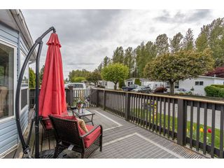 "Photo 30: 72 41168 LOUGHEED Highway in Mission: Dewdney Deroche Manufactured Home for sale in ""Oasis Country Estates"" : MLS®# R2454251"