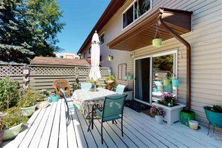 Photo 32: 19E MEADOWLARK Village in Edmonton: Zone 22 Townhouse for sale : MLS®# E4207736