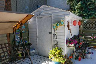 Photo 34: 19E MEADOWLARK Village in Edmonton: Zone 22 Townhouse for sale : MLS®# E4207736