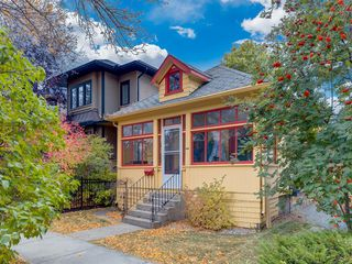 Photo 1: 909 5 Street NW in Calgary: Sunnyside Detached for sale : MLS®# A1037702