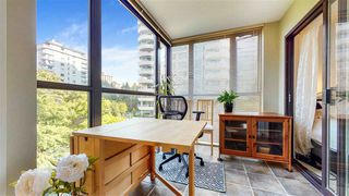 Photo 14: 506 1003 PACIFIC STREET in Vancouver: West End VW Condo for sale (Vancouver West)  : MLS®# R2496971