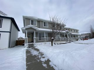 Photo 1: 2318 28A Avenue in Edmonton: Zone 30 House Half Duplex for sale : MLS®# E4221937