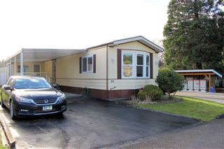 """Photo 2: 80 2315 198 Street in Langley: Brookswood Langley Manufactured Home for sale in """"Deer Creek Estates"""" : MLS®# R2520416"""