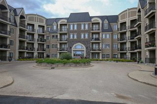 Photo 1: 342 6079 Maynard Way in Edmonton: Zone 14 Condo for sale : MLS®# E4222931