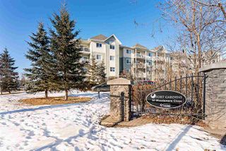Photo 1: 333 50 WOODSMERE Close: Fort Saskatchewan Condo for sale : MLS®# E4224695