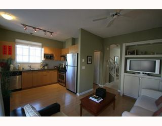 "Photo 4: 34 7331 HEATHER Street in Richmond: McLennan North Townhouse for sale in ""BAYBERRY"" : MLS®# V791131"