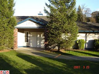 "Photo 10: 78 36060 OLD YALE Road in Abbotsford: Abbotsford East Townhouse for sale in ""MOUNTAIN VIEW VILLAGE"" : MLS®# F1002352"