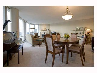 Photo 4: 1202 1383 MARINASIDE Crescent in Vancouver: False Creek North Condo for sale (Vancouver West)  : MLS®# V814667