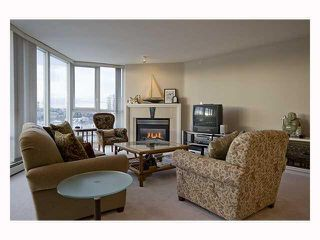 Photo 7: 1202 1383 MARINASIDE Crescent in Vancouver: False Creek North Condo for sale (Vancouver West)  : MLS®# V814667