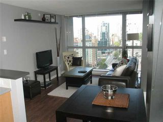 "Photo 4: 2001 1295 RICHARDS Street in Vancouver: Downtown VW Condo for sale in ""OSCAR"" (Vancouver West)  : MLS®# V839014"