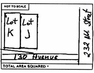 Main Photo: LOT K 130TH AV in Maple Ridge: East Central Home for sale : MLS®# V279635