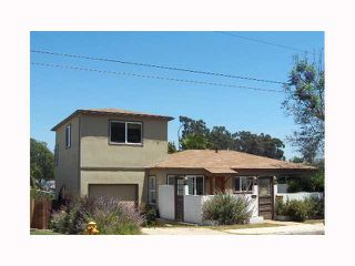 Photo 1: LA MESA House for sale : 3 bedrooms : 4521 Normandie