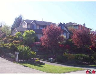 "Photo 1: 2294 MOUNTAIN Drive in Abbotsford: Abbotsford East House for sale in ""MOUNTAIN VILLAGE"" : MLS®# F2831453"