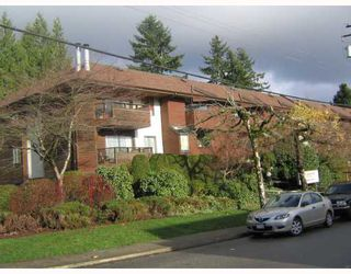 "Photo 1: 110 1177 HOWIE Avenue in Coquitlam: Central Coquitlam Condo for sale in ""BLUE MOUNTAIN PLACE"" : MLS®# V746370"