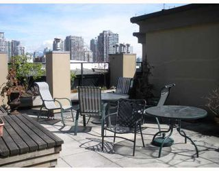 "Photo 10: 311 1216 HOMER Street in Vancouver: Downtown VW Condo for sale in ""Murchies Building"" (Vancouver West)  : MLS®# V761012"