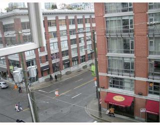 "Photo 3: 311 1216 HOMER Street in Vancouver: Downtown VW Condo for sale in ""Murchies Building"" (Vancouver West)  : MLS®# V761012"