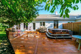 Photo 19: 11 Oakbay Point: St. Albert House Half Duplex for sale : MLS®# E4168298
