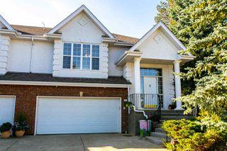 Photo 1: 11 Oakbay Point: St. Albert House Half Duplex for sale : MLS®# E4168298