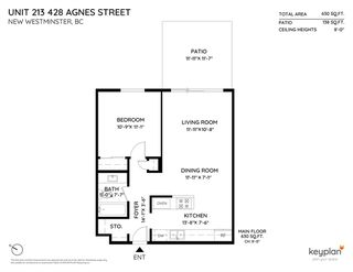 """Photo 19: 213 428 AGNES Street in New Westminster: Downtown NW Condo for sale in """"SHANLEY MANOR"""" : MLS®# R2422740"""