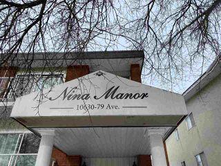 Photo 3: 101 10630 79 Avenue in Edmonton: Zone 15 Condo for sale : MLS®# E4186997