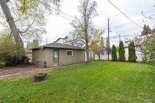 Photo 25: 14716 88 Avenue NW in Edmonton: Zone 10 House for sale : MLS®# E4198066