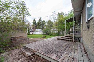 Photo 22: 14716 88 Avenue NW in Edmonton: Zone 10 House for sale : MLS®# E4198066