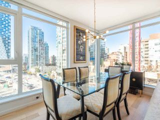 """Photo 13: 808 1351 CONTINENTAL Street in Vancouver: Downtown VW Condo for sale in """"MADDOX"""" (Vancouver West)  : MLS®# R2487388"""