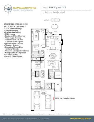 """Photo 30: 1588 MAPLE SPRINGS Lane in Tsawwassen: Tsawwassen North House for sale in """"TSAWWASSEN SPRINGS"""" : MLS®# R2490378"""