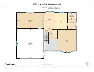 Photo 48: 6815 11 Avenue in Edmonton: Zone 29 House for sale : MLS®# E4211859