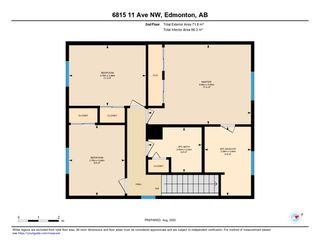 Photo 49: 6815 11 Avenue in Edmonton: Zone 29 House for sale : MLS®# E4211859