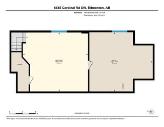 Photo 50: 6685 CARDINAL Road in Edmonton: Zone 55 House for sale : MLS®# E4218344