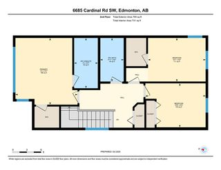 Photo 49: 6685 CARDINAL Road in Edmonton: Zone 55 House for sale : MLS®# E4218344