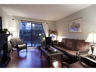 Photo 1: 110 2330 MAPLE Street in Vancouver: Kitsilano Condo for sale (Vancouver West)  : MLS®# V825430