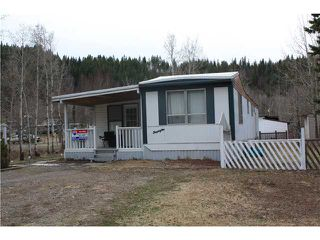 Photo 1: 5 2725 DUBOIS Road in Williams Lake: Williams Lake - Rural North Manufactured Home for sale (Williams Lake (Zone 27))  : MLS®# N206658