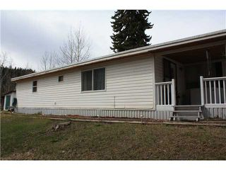 Photo 2: 5 2725 DUBOIS Road in Williams Lake: Williams Lake - Rural North Manufactured Home for sale (Williams Lake (Zone 27))  : MLS®# N206658