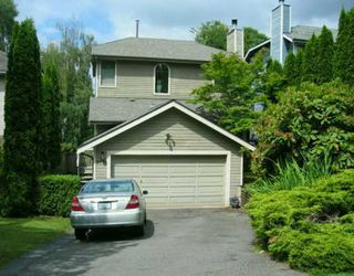 "Photo 1: 2655 BAINBRIDGE AV in Burnaby: Montecito House for sale in ""MONTECITO"" (Burnaby North)  : MLS®# V597833"