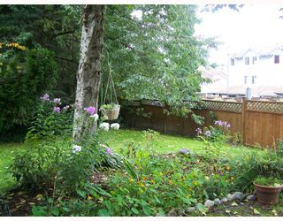 "Photo 3: 48 22412 124TH Avenue in Maple_Ridge: East Central Townhouse for sale in ""CREEKSIDE VILLAGE"" (Maple Ridge)  : MLS®# V731066"