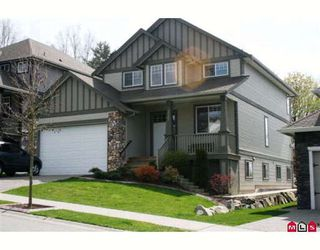 """Photo 1: 35362 MCKINLEY Drive in Abbotsford: Abbotsford East House for sale in """"SANDYHILL"""" : MLS®# F2908722"""