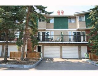 Photo 16: 21 643 4 Avenue NE in CALGARY: Bridgeland Townhouse for sale (Calgary)  : MLS®# C3388435