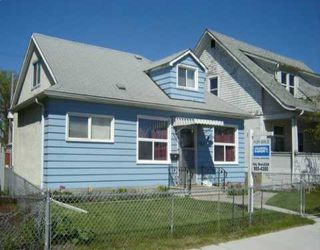 Photo 1: 161 MIGHTON Avenue in WINNIPEG: East Kildonan Residential for sale (North East Winnipeg)  : MLS®# 2607408