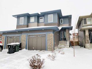 Photo 1: 55 KENSINGTON Close: Spruce Grove House Half Duplex for sale : MLS®# E4171993