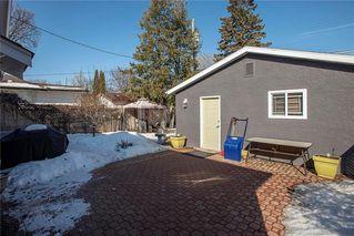 Photo 20: 73 Sunset Boulevard in Winnipeg: Elm Park Residential for sale (2C)  : MLS®# 202006852
