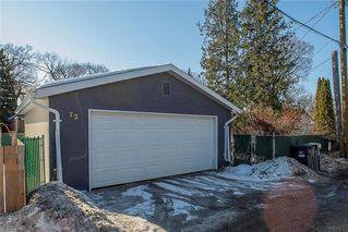 Photo 24: 73 Sunset Boulevard in Winnipeg: Elm Park Residential for sale (2C)  : MLS®# 202006852