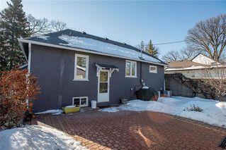Photo 23: 73 Sunset Boulevard in Winnipeg: Elm Park Residential for sale (2C)  : MLS®# 202006852