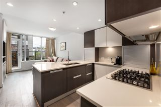 """Main Photo: 207 288 W 1ST Avenue in Vancouver: False Creek Condo for sale in """"James"""" (Vancouver West)  : MLS®# R2452353"""