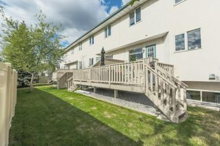 Photo 28: 37 882 RYAN Place in Edmonton: Zone 14 Townhouse for sale : MLS®# E4198312
