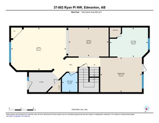 Photo 31: 37 882 RYAN Place in Edmonton: Zone 14 Townhouse for sale : MLS®# E4198312