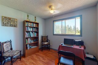 Photo 19: 117 MEADOW Crescent: Rural Sturgeon County House for sale : MLS®# E4209398