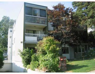 Photo 1: 301 1015 ST ANDREWS Street in New Westminster: Uptown NW Condo for sale : MLS®# V797667